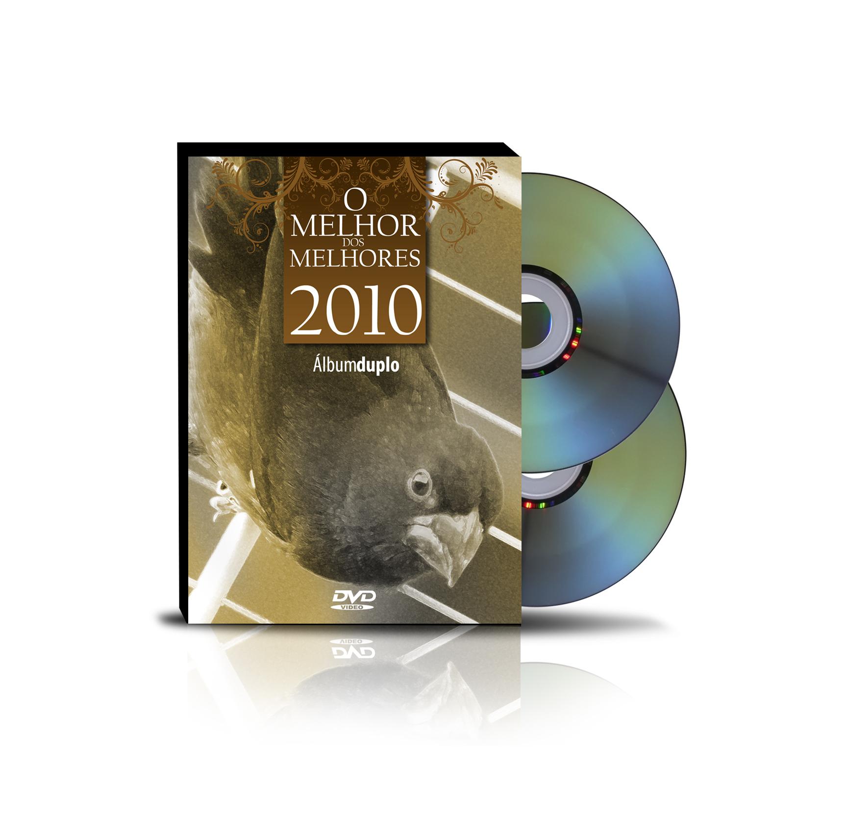 DVD - Curió - O melhor dos melhores 2010