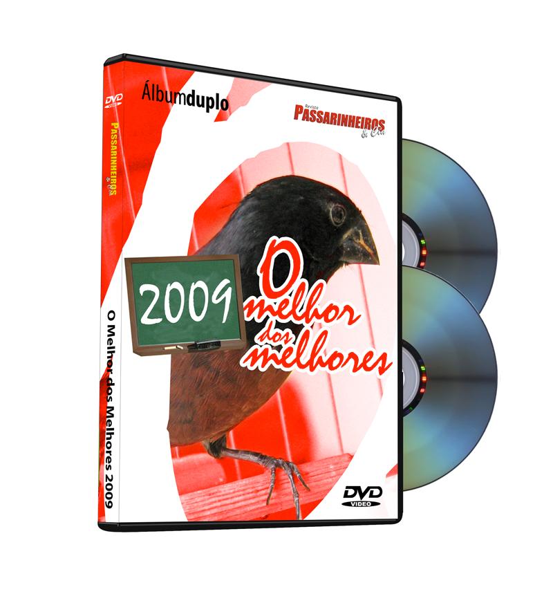 DVD - Curió - O melhor dos melhores 2009