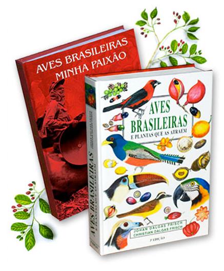 Livro - Aves Brasileiras