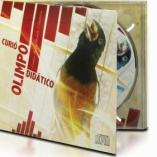 CD - Olimpo - Canto dos pássaros