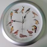 Relógio modelo 1 - Prata